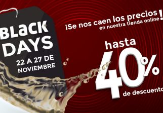 Black Days de POMPADOUR
